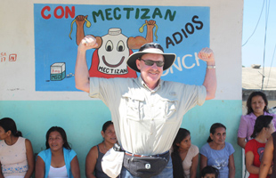 WHO verifies Mexico free of onchocerciasis