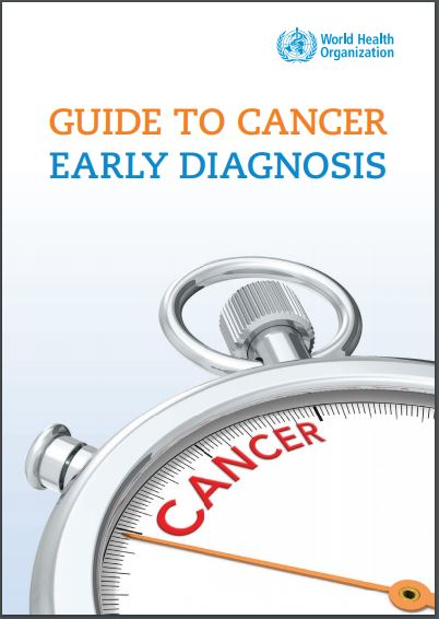 WHO guide early cancer dx