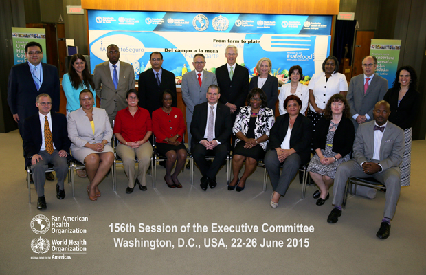 156th Session of the Executive Committee