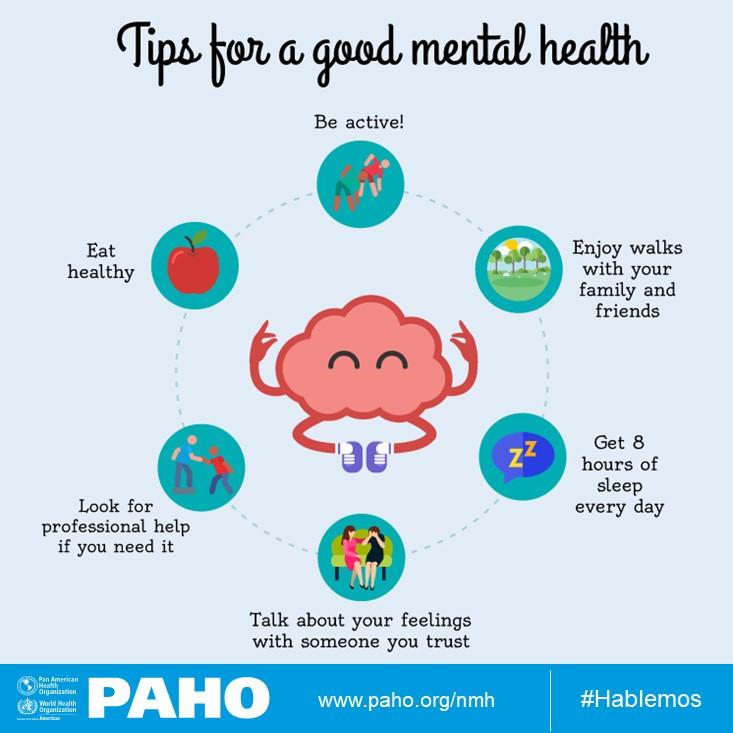 mentalno zdravlje