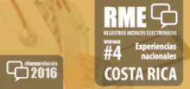 Foro RME 2016 - Webinar #4 Experiencia Costa Rica