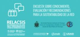 Empiezan los Grupos Focales de encuesta RELACSIS a cargo de CIES UNAN Managua