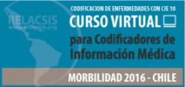 Nuevo Curso en línea para codificación de morbilidad utilizando la CIE-10 (CHI)
