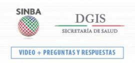 Preguntas y respuestas WEBINAR - México presenta el SINBA