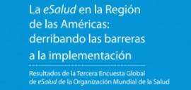 Tercera Encuesta Global de #eSalud OPS/OMS realizada en las Américas