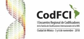 I CodFCI 2018 - Actualizaciones de la CIE-10, Introducción & Dinámica