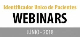 Identificador Único de Pacientes - Webinar #5 - Experiencia El Salvador