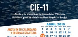 Presentación de la versión en español de la CIE-11