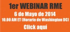 Foro #RME 2014 - Webinar 1 - Introducción y conceptos clave
