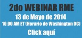 Foro #RME 2014 - Webinar 2 - Experiencia Colima, México