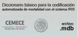 Diccionario básico para la codificación automatizada de mortalidad con el sistema IRIS