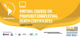 Publication: Virtual course on properly completing and filing Death Certificates