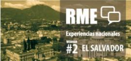 Foro #RME 2015 - Webinar 2 - Experiencia El Salvador