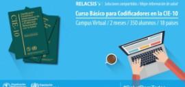 Curso virtual para codificadores en la CIE-10