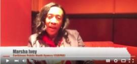 Marsha Ivey en la VI Reunión RELACSIS