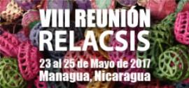 VIII Reunión RELACSIS. Managua, Nicaragua