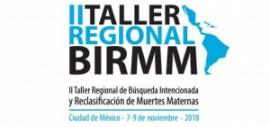 BIRMM 2018 - Información sobre mortalidad materna en México