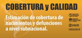 Foro Cobertura nacimientos y defunciones - Webinar #6 - Experiencia de Perú