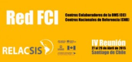 IV Reunión Red-FCI, Santiago de Chile 2015