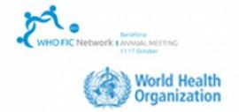 Reunión anual de la WHO-FIC Network - Barcelona 2014