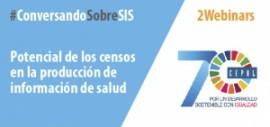 Censos e Información de Salud - 2019 - Webinar #2